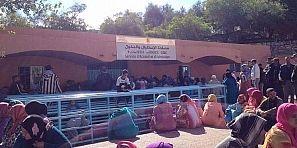 مرضى بافورار و النواحي محرومون من خدمات المستشفى الجهوي يطالبون تدخل والي جهة بني ملال خنيفرة