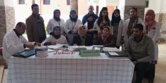 مبادرة مزيانة… المركز الصحي الحضري الصومعة ببني ملال ينظم حملة لتلقيح النساء ضد الكزاز -صور-
