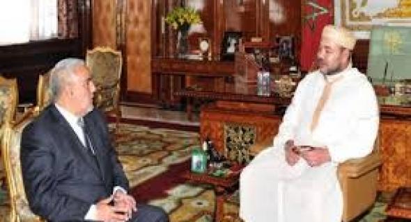 رسميا ..الملك يعين عبد الاه بن كيران رئيسا للحكومة ويكلفه بتشكيلها