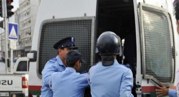 الشبعة… اعتقال شاب  عربد بالشارع وروع المواطنين وكسر مقهى ببني ملال