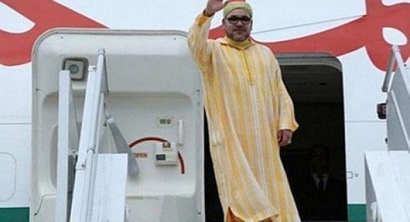 الملك محمد السادس يغادر إثيوبيا في ختام زيارة رسمية