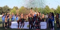 مبروك… فريق الجيش الملكي لكرة القدم النسوية يتسلم درع البطولة الوطنية الاحترافية لموسم 2020-2021