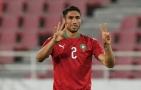 المنتخب المغربي يتألق و يسحق منتخب غينيا بيساو بخماسية نظيفة